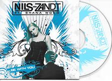 NILS VAN ZANDT ft SHANA - Be with you CD SINGLE 5TR Euro House 2008 Cardsleeve