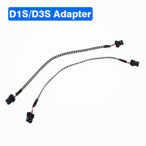 D1S D3S Hid Xenon Bulb Connector Wire Extension Ccable Relay Socket Wire Harness
