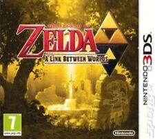 The Legend of Zelda: A Link Between Worlds (3DS) VideoGames