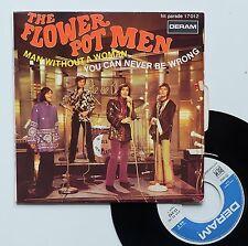 """Vinyle 45T The Flower Pot Men  """"Man without a woman"""" - RARE"""