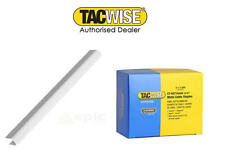 blanco 5000 x 14mm TACWISE CT60 (36 TIPO ) Cable costuras Grapas (1.4cm) 0357