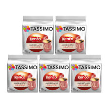 Tassimo T Discs Kenco Americano Grande Coffee Pods 5 x 16 Drinks (80 Cups)