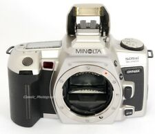Minolta DYNAX 505si Super Camera body Perfect for a Student of FILM Photography!