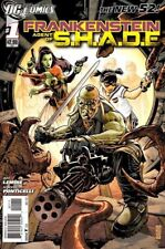 Frankenstein Agent of SHADE #1 (2011) DC Comics