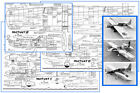 Model Airplane Plans (UC): MUSTUNT I-II-III Model Variations for .35 by Al Rabe
