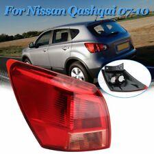Rear Left LED Tail Light Passenger Side LH For Nissan Qashqai 2007-2010 W
