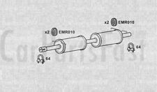 Exhaust Middle Silencers Ford Transit 2.3 Petrol/LPG Van/Bus 03/2002 to 08/2006