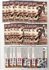 1X RED GRANGE 1991 Pro Set #SP2 Bulk Lot available Chicago Bears Special