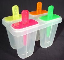 New Ice Pop Popsicle Mold Maker Frozen Dessert Treats BPA Free DIY