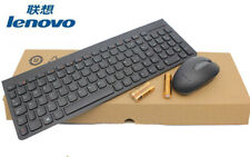Ultra-thin Lenovo SK-88612.4G wireless keyboard and mouse set 8861 laser mouse