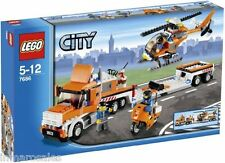 Lego 7686 Gran camión con Helicóptero