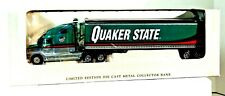 QUAKER STATE Limited Edition Freight Liner Toy Truck