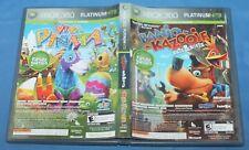 Banjo-Kazooie: Nuts & Bolts / Viva Pinata -- Platinum Hits (Microsoft Xbox 360,
