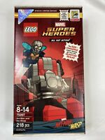 NEW Sealed! LEGO SDCC COMIC CON 2018 SUPER HEROES 75997 ANT MAN & THE WASP