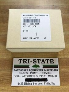 A411001340 Genuine ECHO IGNITION COIL CS-590 TIMBER WOLF NEW OEM