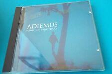 "ADIEMUS "" SONGS OF SANCTUARY "" CD MADE IN ITALY 1995 NUOVO"