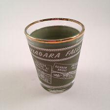 Collectible Vintage Shot Glass Niagara Falls - Canada