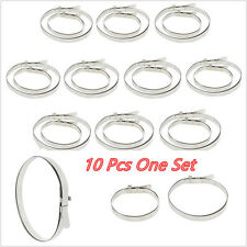 10 Sets/20 Pcs Car Vehicle Drive Shaft Axle CV Joint Boot Clamps Stainless Steel
