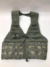 ACU MOLLE II Load Bearing Vest LBV USGI Universal Camouflage CU CAMO Military
