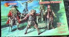 Mars 32021. Zombie Pirates. Plastic 1/32 scale