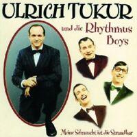 ULRICH TUKUR & DIE RHYTHMUS BOYS - MEINE SEHNSUCHT IST DIE STRANDBAR  CD NEU
