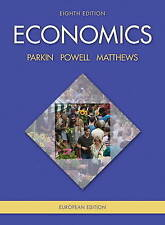 Economics with MyEconLab Access Card, Good Condition Book, Matthews, Prof Kent,