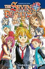 THE SEVEN DEADLY SINS - NANATSU NO TAIZAI 27 - MANGA STAR COMICS- ITALIANO-NUOVO
