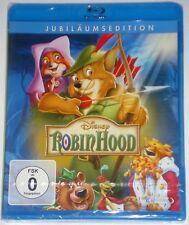 Robin Hood  Jubiläumsedition  Blu-Ray NEU OVP Disney