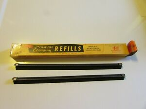#608 Wiper Blade 81/4 Refills, Fits 39-50 Plymouth Convertibles & others