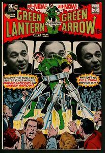 Green Lantern #84 DC Comics VF-NM Glossy cents Classic Neal Adams art