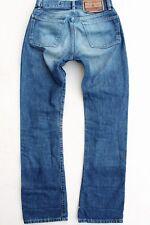 fc32fb4a5b5 Diesel Fanker low bootcut blue jeans W27 L32