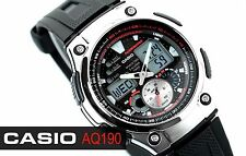 Casio Men's Combination Watch AQ190W-1AVDF