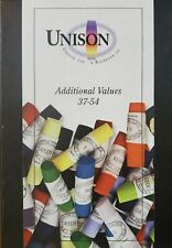 Unison Colour Soft Pastels Additional Values 37-54
