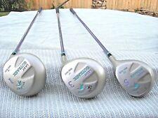 Pal Joey Women Outback Golf Fairway #1,3,& 5 Woods / P-J35 Graphite SHAFT / RH