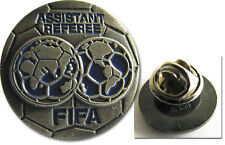 Official FIFA Pin Assistant Referee Badge 1982 World Cup