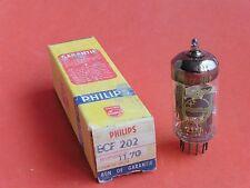 1 tube electronique PHILIPS ECF202 /vintage valve tube amplifier/NOS(8)