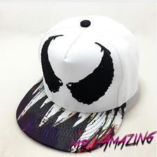 Dc Universe Spiderman Unique Snapback Cap Retro-Style -Details Unisex-One Size 3