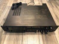 Vintage 1978 Technics RS-M85 MK2 Professional 2 head 2 motor Cassette Deck