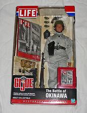 "New LIFE Magazine GI Joe Battle of Okinawa Collectible 12"" Action Figure Doll"