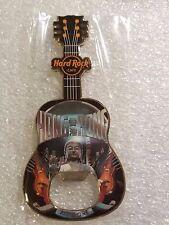 HONG KONG,Hard Rock Cafe,Magnet Guitar Bottle opener v16