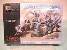 Pegasus Hobbies 1/72nd World War II German Mortars Plastic Soldiers Set 7204 NEW