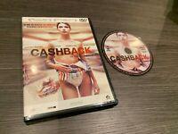 Cashback DVD Sean Biggerstaff Emilia Fox Shaun Evans Michelle Ryan Sean Ellis