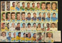 FIGURINE CALCIATORI PANINI WORLD CUP MEXICO 70 SCEGLI DAL MENU' A TENDINA