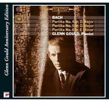 CD de musique classique en édition Glenn Gould