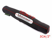 "1PC Mizugiwa Black Neoprene Scope Cover Size 13"" x 43mm For 3-9x40 Riflescope"