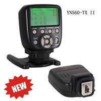 Yongnuo YN560-TXII Flash Wireless Trigger F Camera Canon YN560III IV YN660 YN968