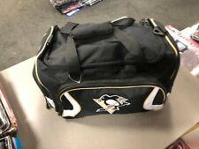 Pittsburgh Penguins Gym/Duffle Bag Workout NHL BLACK/WHITE