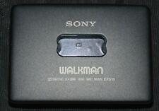 Sony Walkman WM-EX618 Metal Body Used in Box. Great Sound.