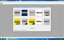 New Holland Electronic Service Tools CNH EST 9.2 unlocked for many PC's + Video