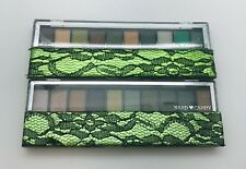 Hard Candy TOP TEN Eyeshadow Collection Green with Envy .4 OZ 2PK U/B